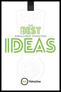 Best Enrollment Marketing Ideas